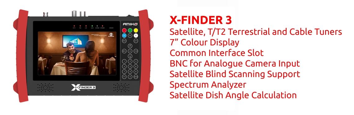 X-FINDER 3